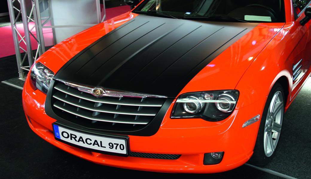 <p>Višeslojna Premium Wrapping Cast automobilska PVC folija, koja se koristi za izradu auto grafike, pogodna za primenu na neravnim i ulegnutim površinama.</p>