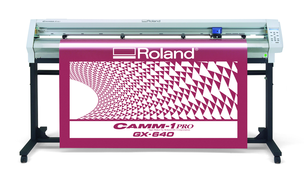<p>GX-640, 160cm široki model serije CAMM-1 PRO najveći i tehnološki najnapredniji kater koji je Roland ikad napravio. Savršen za poslove velikog formata od natpisa i banera do stilizovanja vozila, podne grafike i još mnogo toga.</p>