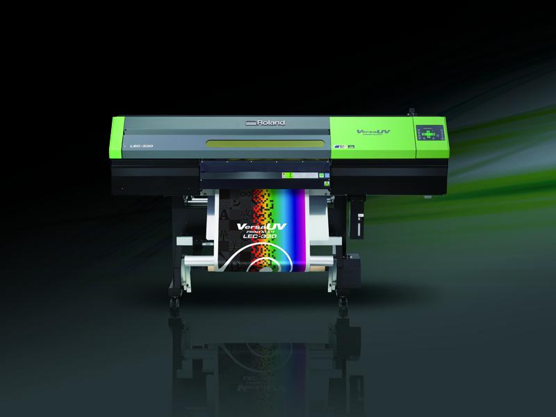 <p>LEC-330 je Rolandov najnoviji i najmoćniji UV-LED inkjet printer/kater u klasu modela od 76cm širine, donoseći neprevaziđeni kvalitet štampe na još većem broju različitih materijala za visokokvalitetne prototipe pakovanja, produkciju kontrolnimh panela i malih serija.</p>