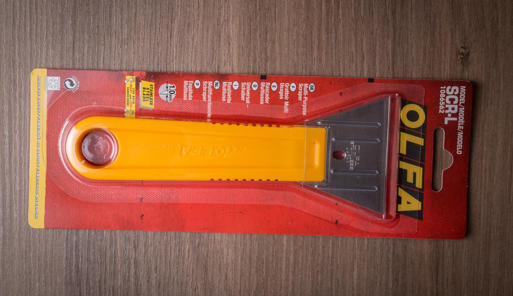 <p>Strugač sa sečivom širine 60mm.</p>