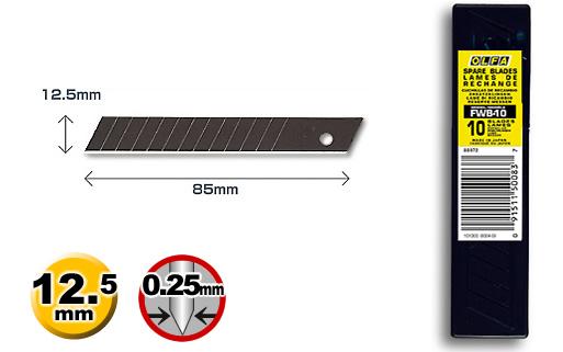 <p>Ultra oštri nožići srednje veličine u plastičnom pakovanju (pakovanje 10 kom.).</p>