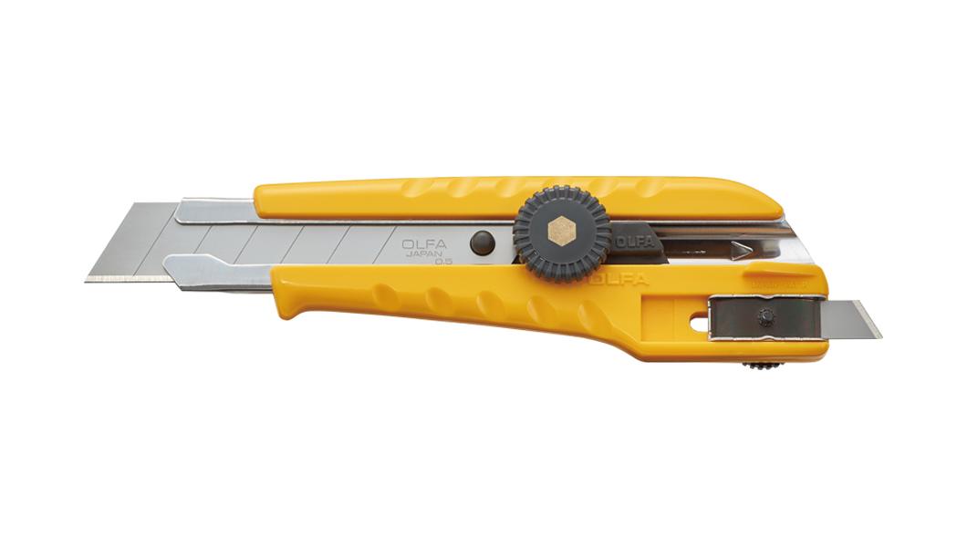 <p>Dvosmerni Heavy-Duty skalpler sa sistemom reaplikacije noža. Za sečenje papira, kartona, krovnih konstrukcija, vinila itd.</p>