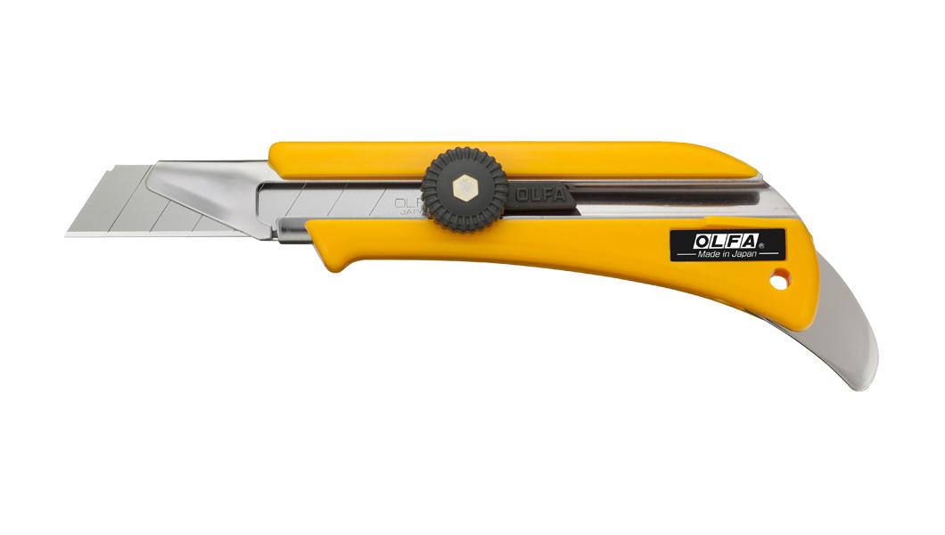 <p>Heavy Duty skalpel dizajniran sa proširenim sečivom na dršci. Za sečenje tepiha, linoleuma itd.</p>