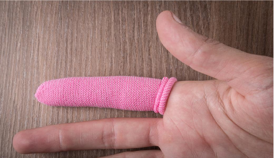 <p>Rukavice za jedan prst za auto-grafiku</p>