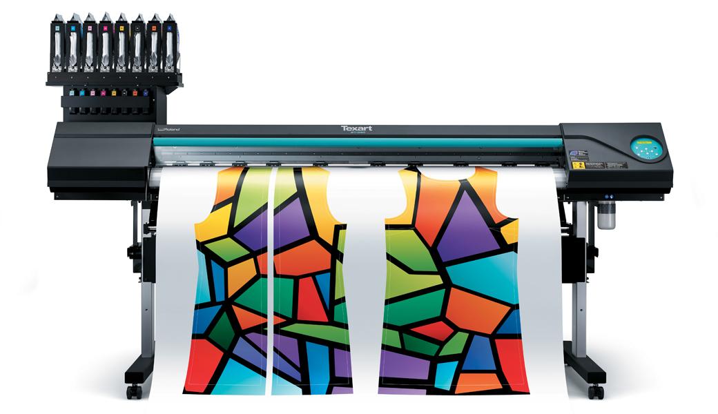<p>Texart donosi prefinjenu i izražajnu moć tekstila do najfinijih detalja. Razvijen posebno za tekstil, RT-640 nudi odličan kvalitet, živopisne boje i izuzetno stabilne performanse. Printer može stvoriti novu vrednost vašem poslovanju kroz veliki broj aplikacija poput sportske odeće, firmopisa, dekoracije enterijera itd.</p>