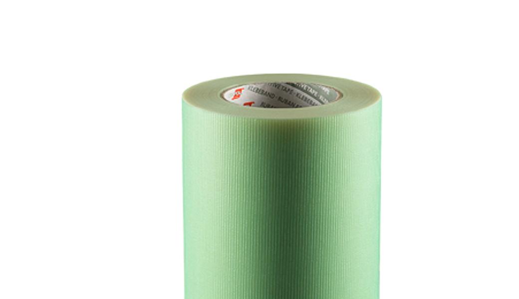 <p>Duplolepljiva film traka za nanošenje fotopolimera ili gumenih ploča na štamparske cilindre u flekso-štampi.</p>