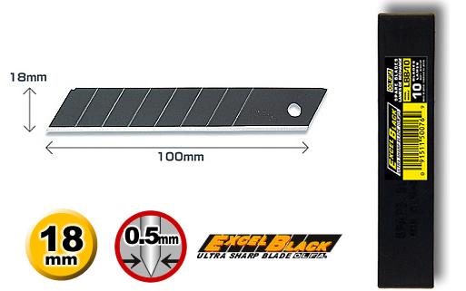 <p>10 ultra oštrih heavy-duty nožića u plastičnoj kutiji</p>