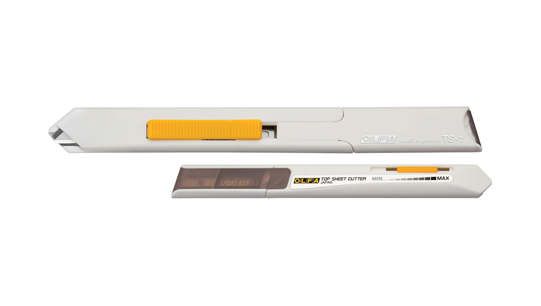 <p>Skalpel sa podesivom funkcijom automatske kontrole pritiska seče samo gornji tabak.</p>