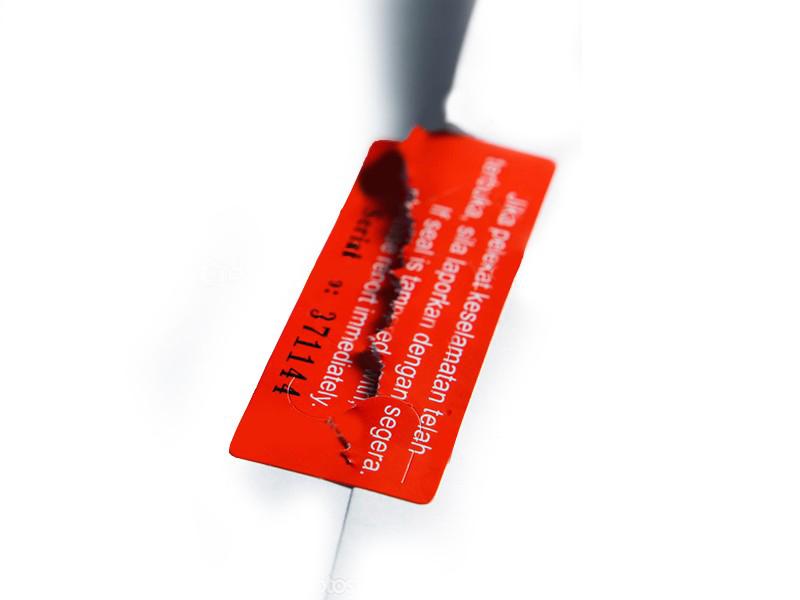<p>Garancijska folija za nalepnice koje je nemoguće ukloniti bez oštećenja</p>