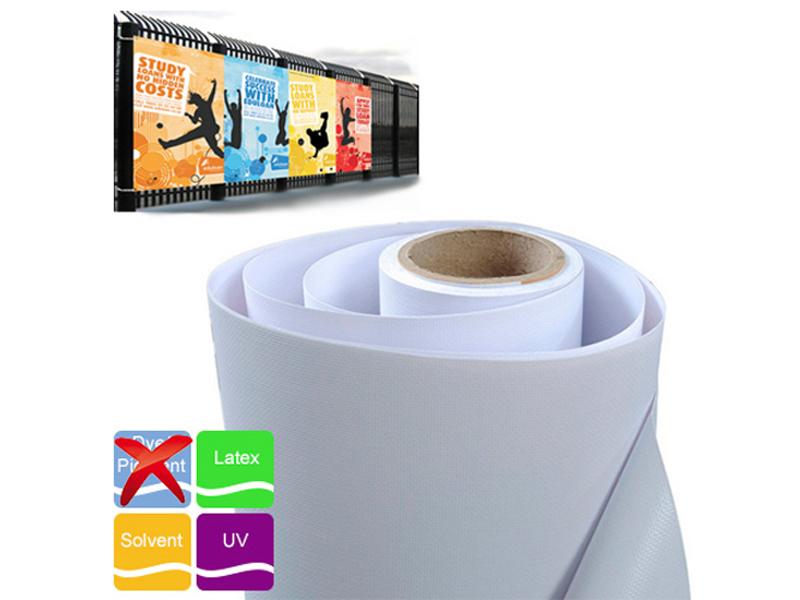 <p>Laminirana 440g PVC cirada sa odličnim odnosom cene i kvaliteta, za upotrebu na solventnim i eko-solventnim printerima. Poseduje sertifikat nezapaljivosti B1 i pogodna je za štampu bilborda, banera, zidnih murala i unutrašnjih displeja.</p>