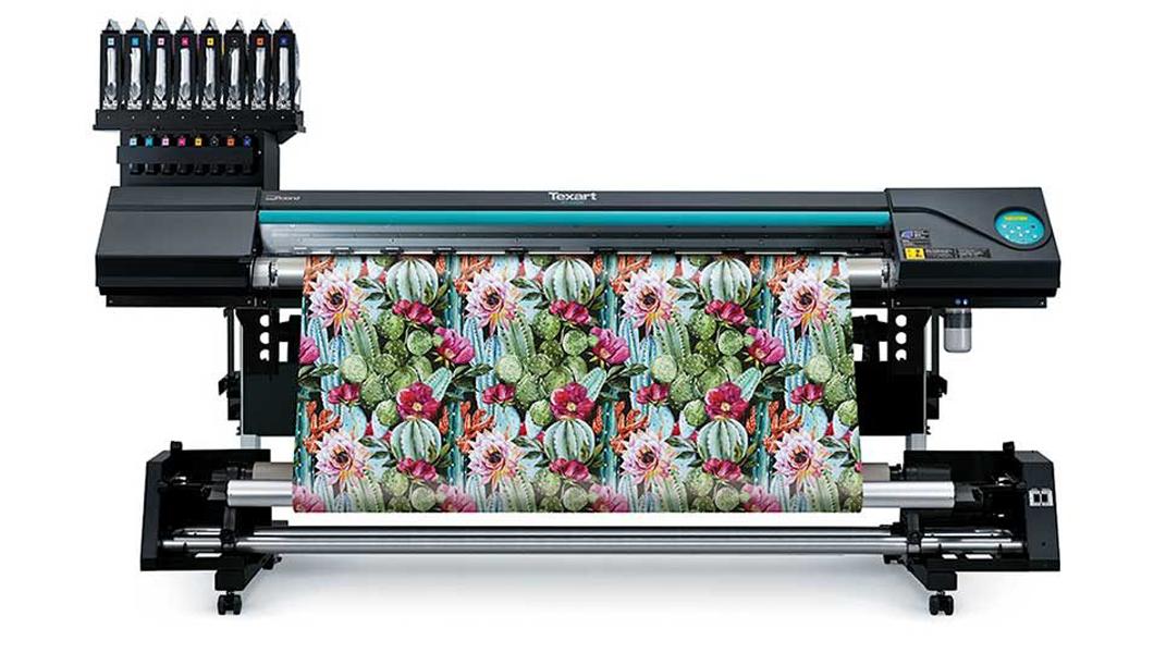 <p>Multifunkcionalni sublimacioni štampač zadirektnu štampu na tekstilu i indirektnu sublimacionu štampu, velikog formata.</p>