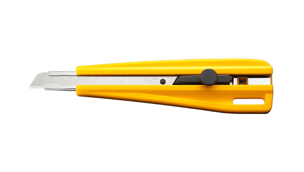 <p>Standardni skalpel iz serije A koji koristi nožiće od 9mm.</p>