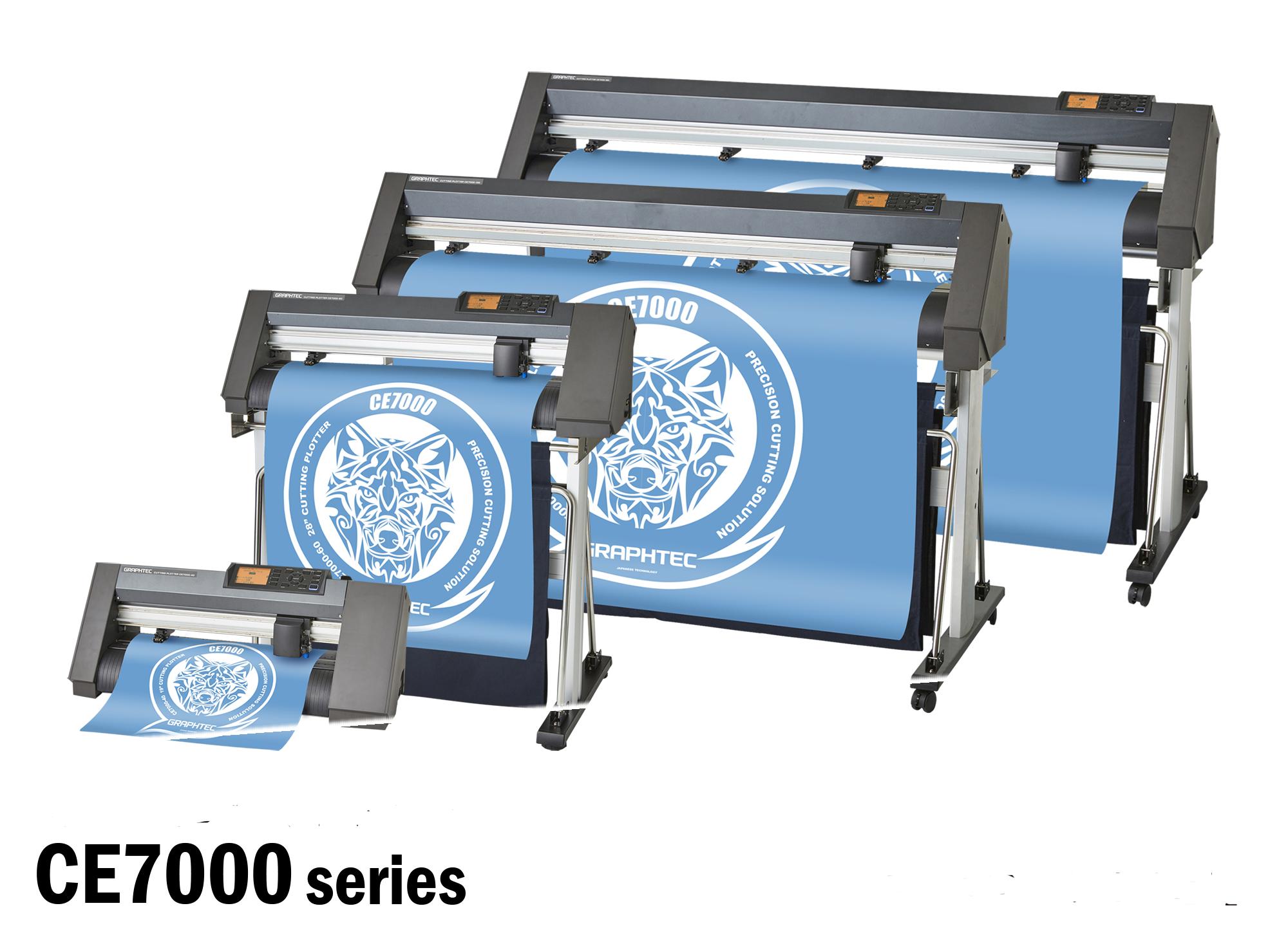 <p>Poboljšane karakteristike i velika isplativost! Najnovija Graphtec serija katera CE7000 poseduje visoku efikasnost i isplativost.</p>