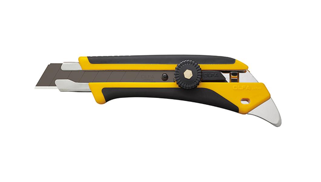 <p>Standardni skalpel iz serije L koji koristi nožiće od 18 mm širine.</p>