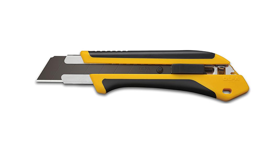 <p>Standardni skalpel iz serije H koji koristi nožiće od 25mm širine.</p>