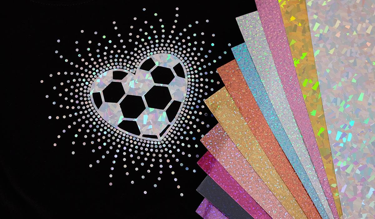 <p>Siser Holographic serija fleks folija za tekstil sadrži deliće koji kreiraju efekat dubine i dimenzije uz kameleon efekat.</p>